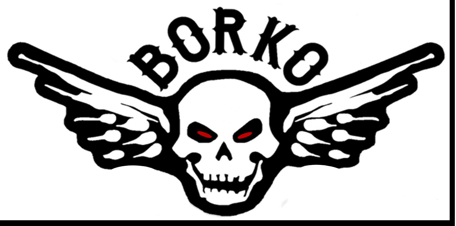 Borko - Skull & Wings v3